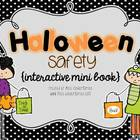 Halloween Safety Mini Book