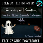 Halloween Safety Tips PowerPoint Lesson and Fun Quiz