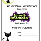 Halloween Simple Maths