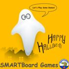 Halloween Smartboard Activities - Four Different ELA Activities