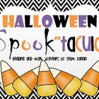 "Halloween ""Spook""tacular: Reading and Math Activities"