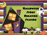 Halloween Story Creation Station