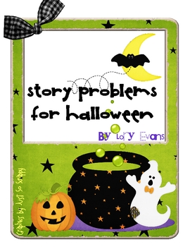Halloween Story Problems
