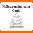 Halloween Subitizing