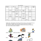 Halloween Sudoku - Spanish