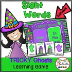 Halloween! The BOO Game for Sight Words (and MORE!)
