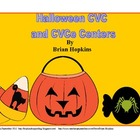 Halloween Themed CVC/CVCe themed Games and Word Sorts