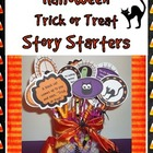 Halloween: Trick or Treat Story Starters for Writing  {Col