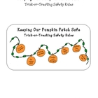 Halloween Trick-or-Treating Safety Rules