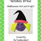 Halloween : Witches Brew (Mini Unit with Craftivity)