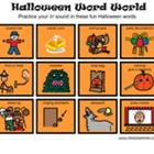 Halloween Word World