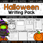 Halloween Writing Booklet