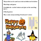 Halloween and Place Value
