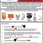 Hamburger Helper Recipe with Visuals