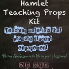 Hamlet Teaching Props Kit : MAD PROPS