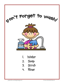 Hand Washing Resources and Printables