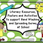 Hand Washing and Germs: A Literacy Resource for Elementary
