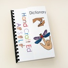 HandCraftEdASL Dictionary