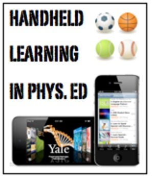 Handheld Learning in Physical Education