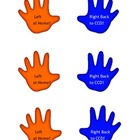 Handprints for CCD Folders
