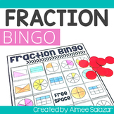 Hands-On Fraction Bingo! (Common Core Aligned)