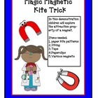 Hands On Science Lab-  Magnetic Kite Variables for (K, 1st