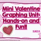 Hands-On Valentine Graphing Unit