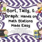 Hands-on Fun: Sort, Tally and Graphing Activities