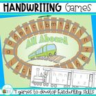 Handwriting Games