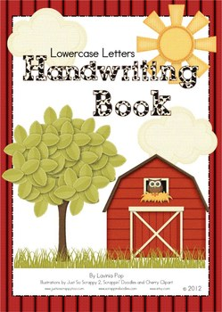 Handwriting - Lower Case Letters