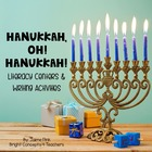 Hanukkah, Oh! Hanukkah {Literacy Centers & Writing Activities}