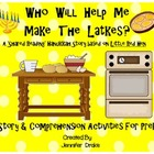 Hanukkah Shared Reading &#039;Who Will Help Make The Latkes?&#039; &amp;