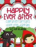 Happily Ever After: A Fairy Tale Collection of Graphic Organizers