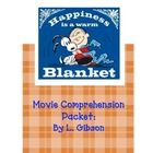 Happiness is a Warm Blanket Charlie Brown: Movie Activity