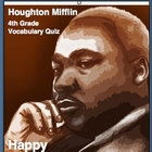Happy Birthday Dr. King - Vocabulary Quiz