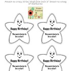 Happy Birthday Stars
