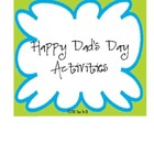 Happy Father's Day Activities