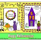 Happy Halloweenies Clip Art Collection