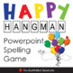 Happy Hangman Powerpoint and Smartboard Game