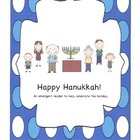 Happy Hanukkah: An Emergent Reader to Celebrate the Holiday