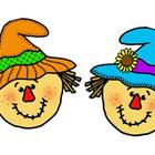 Happy Harvest Fall Clip Art Collection