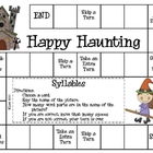 Happy Haunting--Syllables