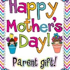Happy Mother&#039;s Day Gift (Coupon Book)