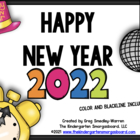 Happy New Year: 2014!  A Common Core Aligned Activity Pack!