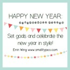 Happy New Year Celebration Banner