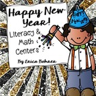 Happy New Year Literacy and Math Centers!