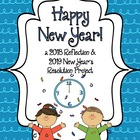 Happy New Year! Reflections & New Year's Resolutions ~ 2nd-5th