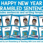 Happy New Year Scrambled Sentences