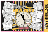 Happy New Years - Booklet and Centers