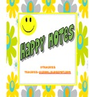 Happy Notes for You